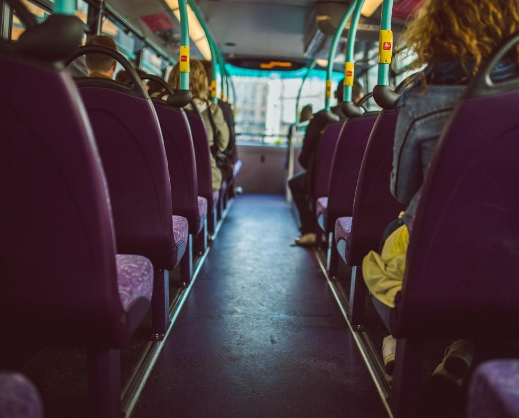 Verwarming voor busgarage