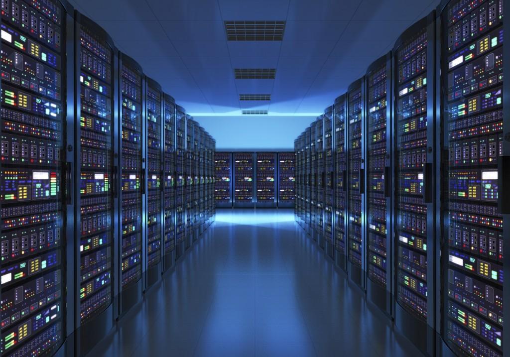 Datacenter blijft operationeel door Andrews Sykes Chiller Huur