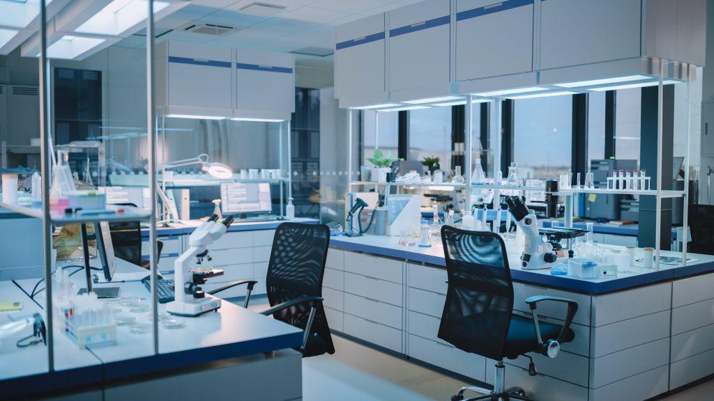 Andrews ondersteunt biomedisch onderzoeksinstituut met drogingsapparatuur
